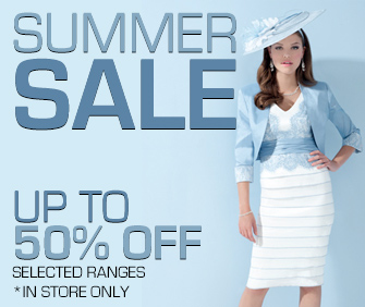 Summer Sale, up to 50% off!